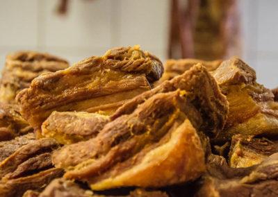 Várvölgy húsbolt frissensült szalonna